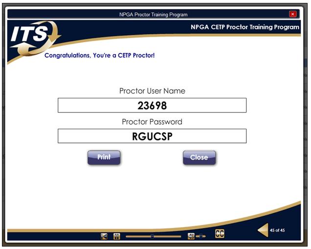 2013 Proctor Renewalsignup Instructions Npga